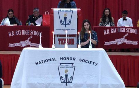 Congratulations National Honor Society 2018 Inductees!