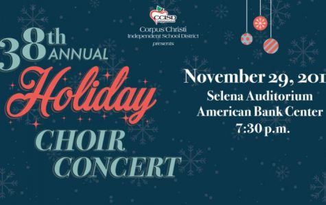 CCISD Holiday Choir Concert