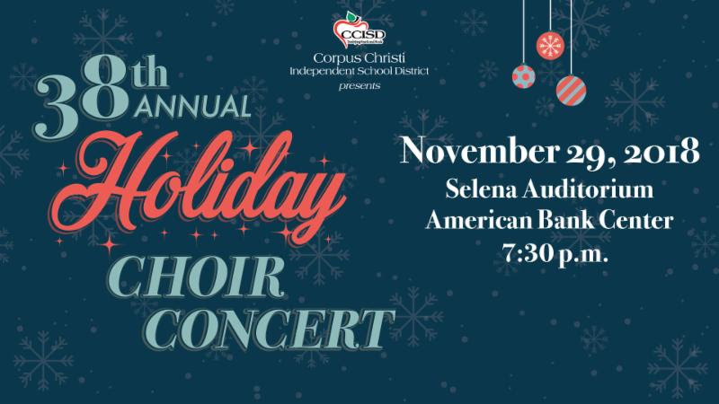 CCISD Holiday Choir Concert