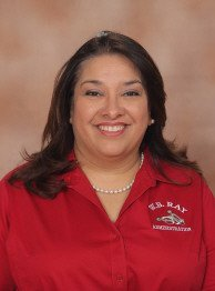 The New Principal of W.B. Ray High School is Ms. Roxanne Cuevas!